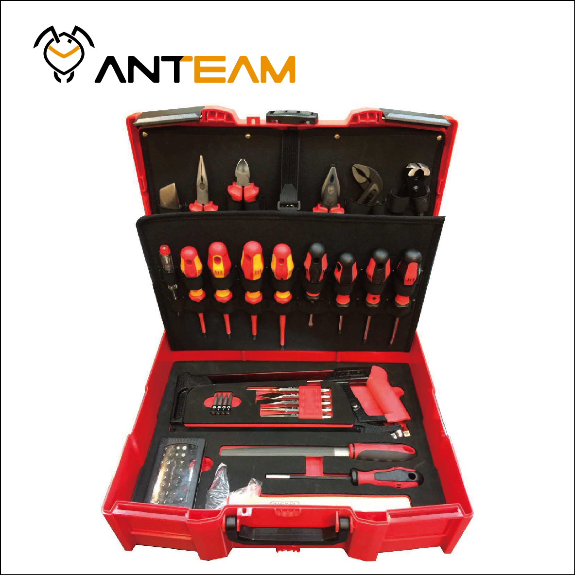 ANTEAM  stackable box